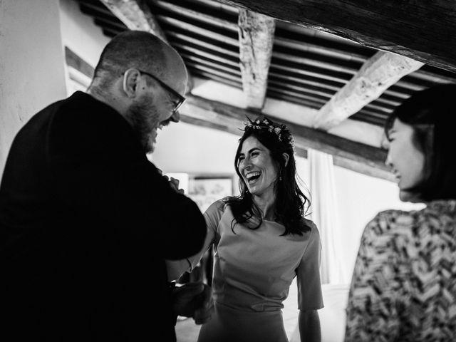 La boda de Joan y Ari en Castelladral, Barcelona 56