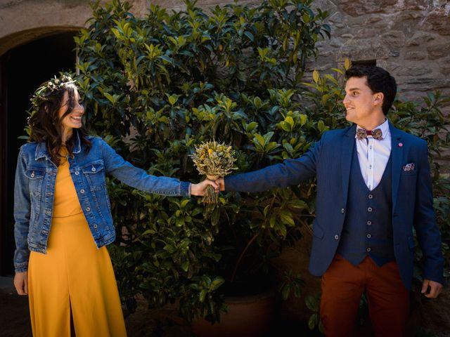 La boda de Joan y Ari en Castelladral, Barcelona 59