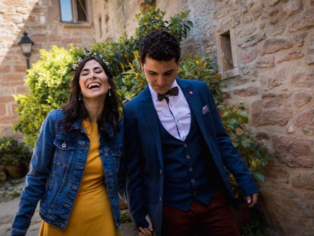 La boda de Joan y Ari en Castelladral, Barcelona 61