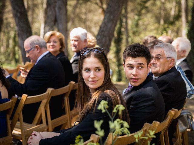 La boda de Joan y Ari en Castelladral, Barcelona 66