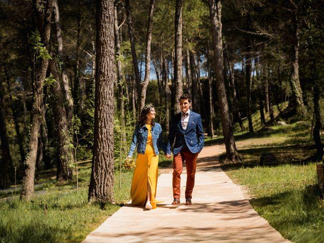 La boda de Joan y Ari en Castelladral, Barcelona 67