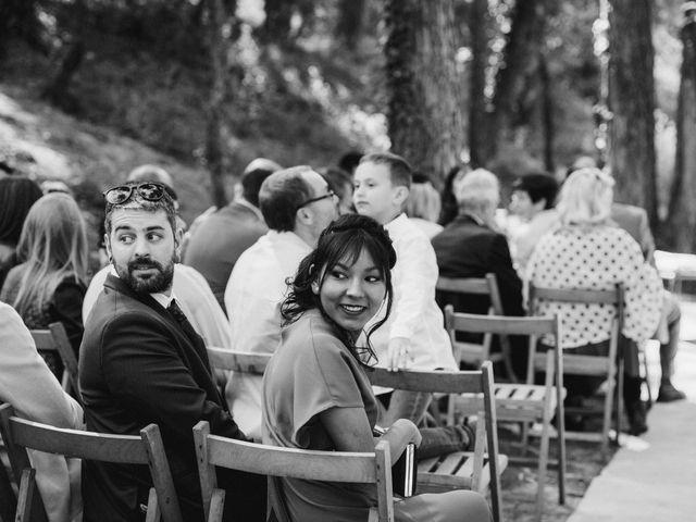 La boda de Joan y Ari en Castelladral, Barcelona 68