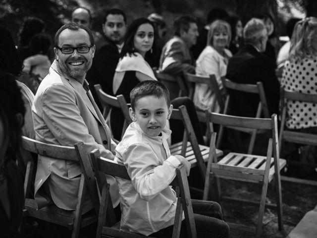 La boda de Joan y Ari en Castelladral, Barcelona 69