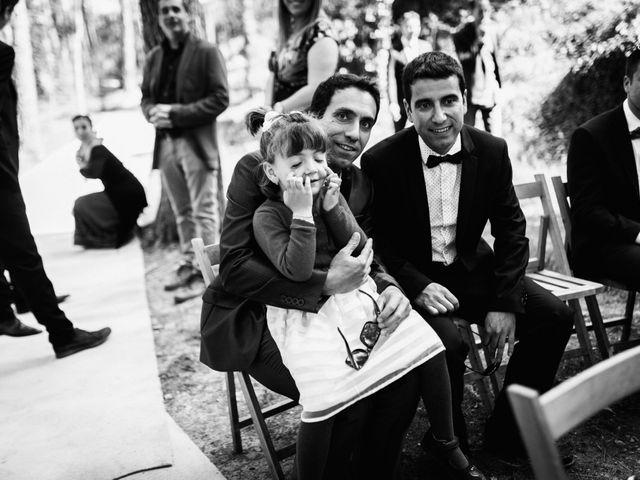 La boda de Joan y Ari en Castelladral, Barcelona 73