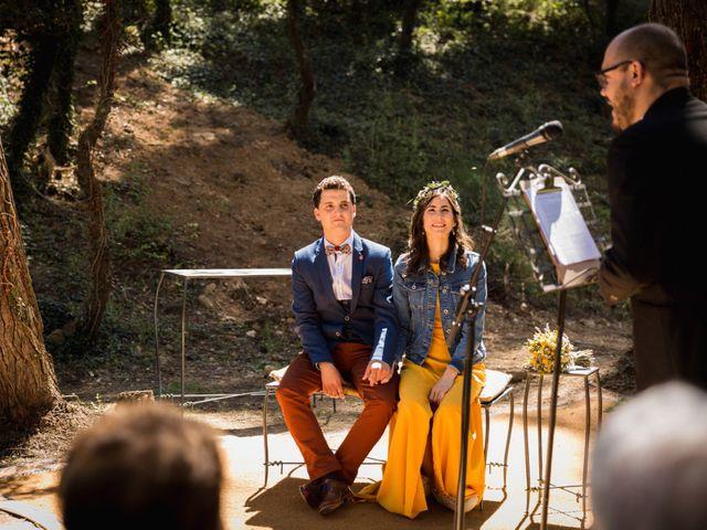 La boda de Joan y Ari en Castelladral, Barcelona 79