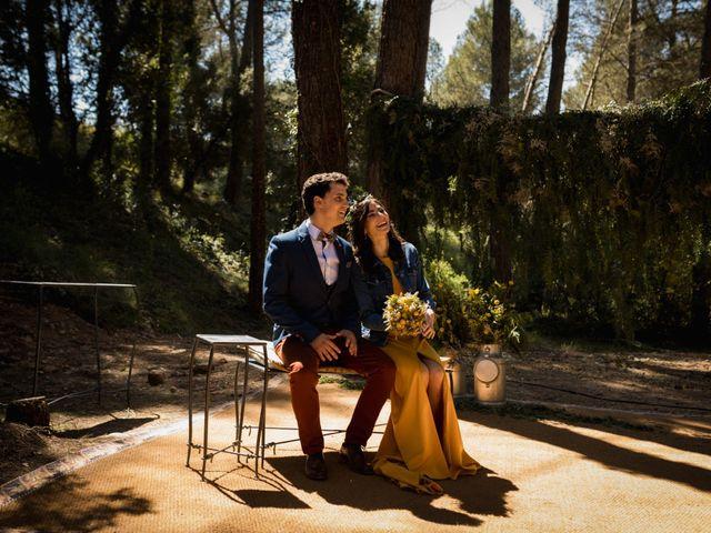 La boda de Joan y Ari en Castelladral, Barcelona 80