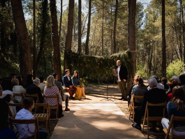 La boda de Joan y Ari en Castelladral, Barcelona 82