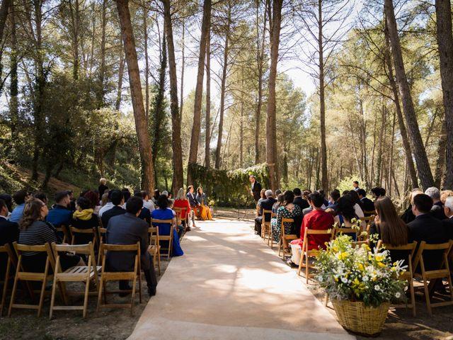 La boda de Joan y Ari en Castelladral, Barcelona 89