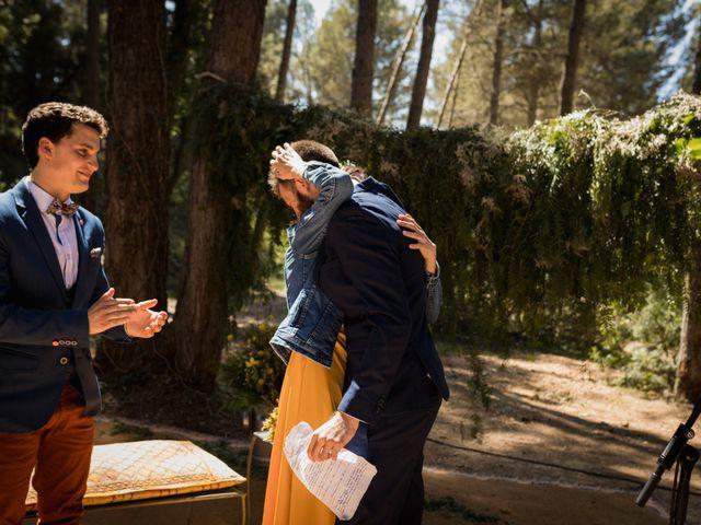 La boda de Joan y Ari en Castelladral, Barcelona 98
