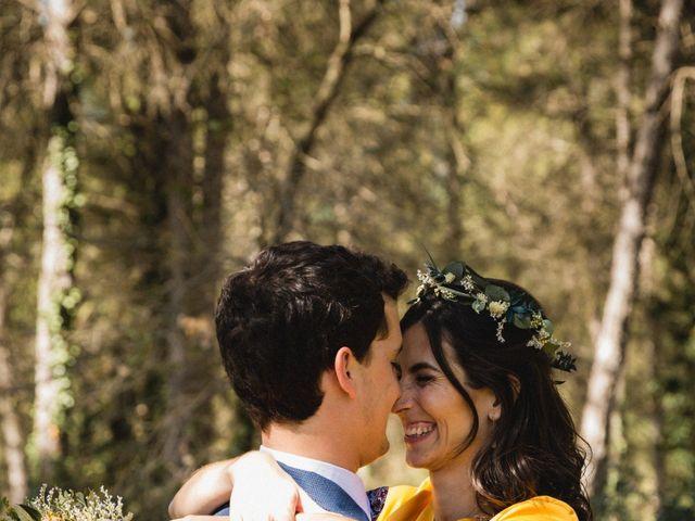 La boda de Joan y Ari en Castelladral, Barcelona 117