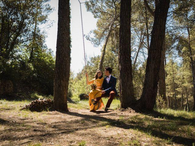 La boda de Joan y Ari en Castelladral, Barcelona 124