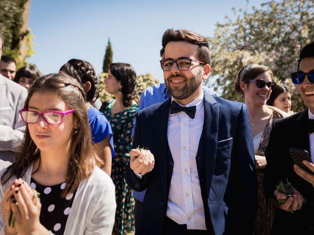 La boda de Joan y Ari en Castelladral, Barcelona 131