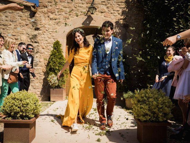 La boda de Joan y Ari en Castelladral, Barcelona 132