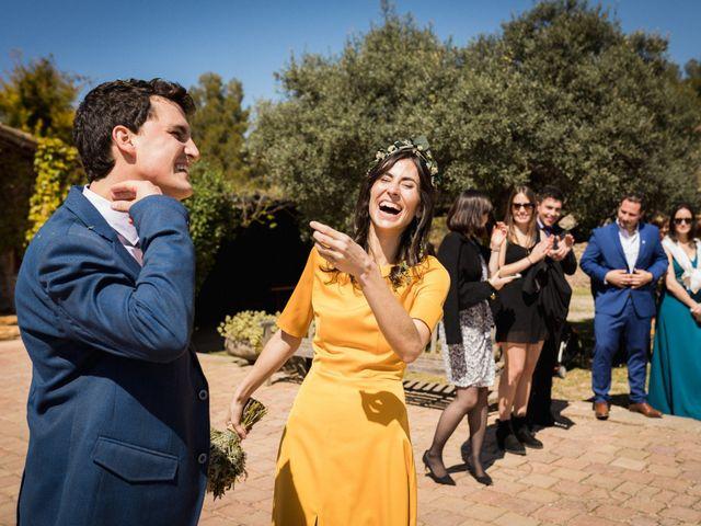 La boda de Joan y Ari en Castelladral, Barcelona 133