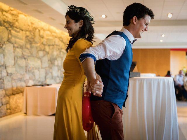 La boda de Joan y Ari en Castelladral, Barcelona 162