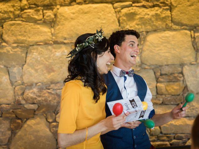 La boda de Joan y Ari en Castelladral, Barcelona 169
