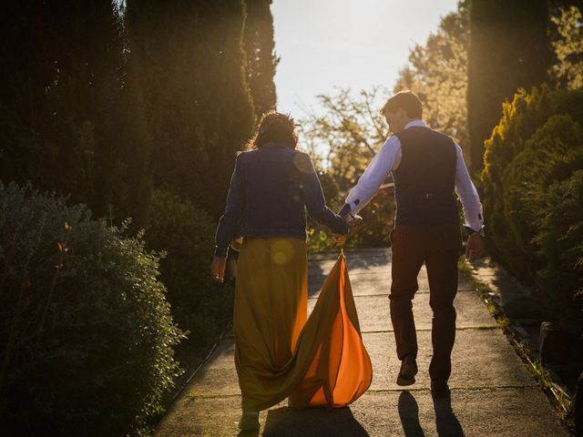 La boda de Joan y Ari en Castelladral, Barcelona 170