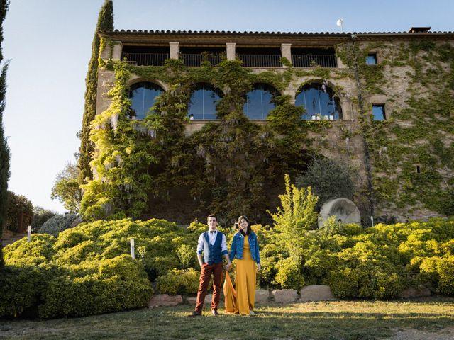 La boda de Joan y Ari en Castelladral, Barcelona 171