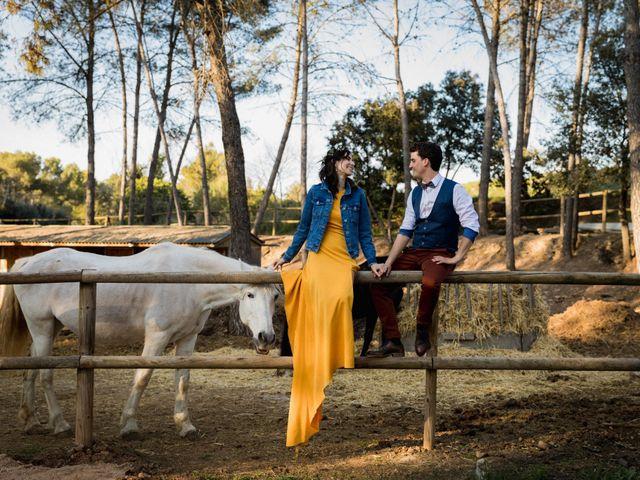 La boda de Joan y Ari en Castelladral, Barcelona 176