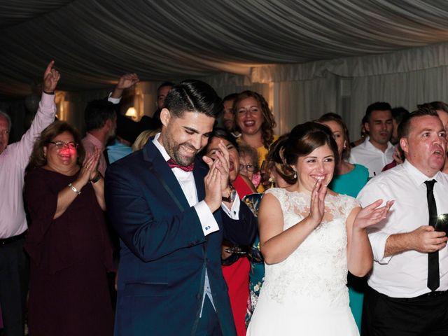 La boda de Ismael y Rocio en Dos Hermanas, Sevilla 3