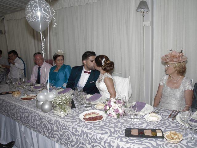 La boda de Ismael y Rocio en Dos Hermanas, Sevilla 5
