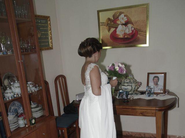 La boda de Ismael y Rocio en Dos Hermanas, Sevilla 7
