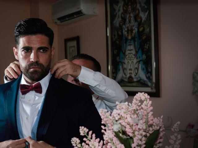 La boda de Ismael y Rocio en Dos Hermanas, Sevilla 8