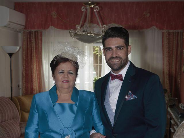 La boda de Ismael y Rocio en Dos Hermanas, Sevilla 9