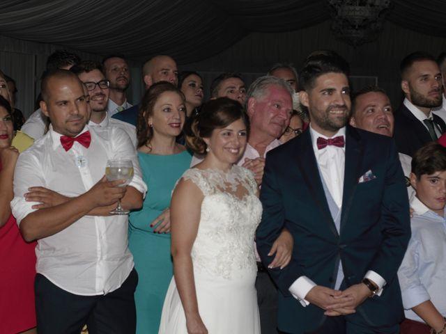 La boda de Ismael y Rocio en Dos Hermanas, Sevilla 11