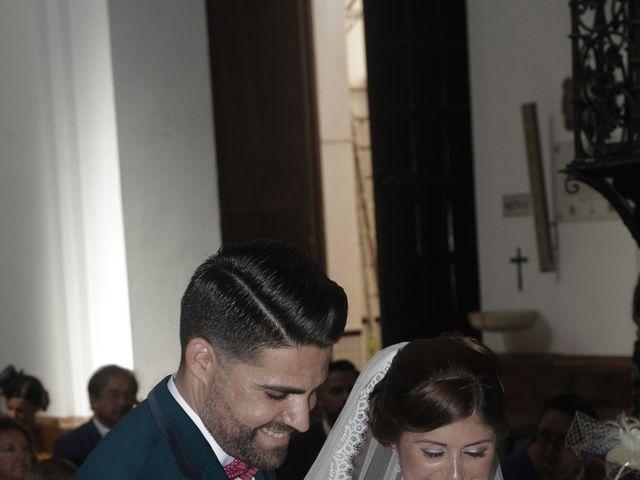 La boda de Ismael y Rocio en Dos Hermanas, Sevilla 14