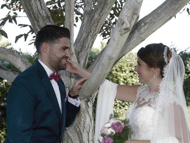 La boda de Ismael y Rocio en Dos Hermanas, Sevilla 1
