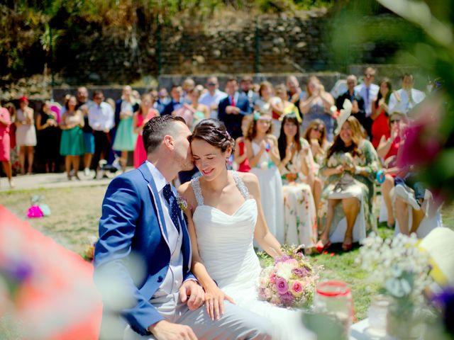 La boda de Yaiza y Óscar