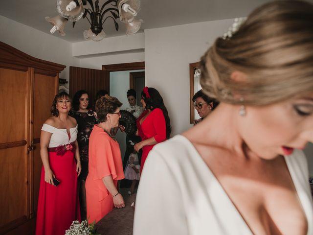 La boda de Fernando y Rocio en Los Villares, Jaén 24