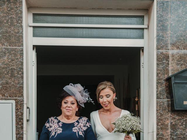 La boda de Fernando y Rocio en Los Villares, Jaén 28