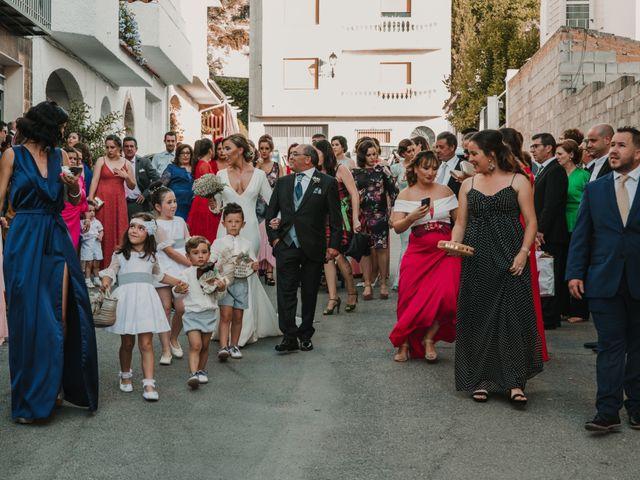 La boda de Fernando y Rocio en Los Villares, Jaén 29