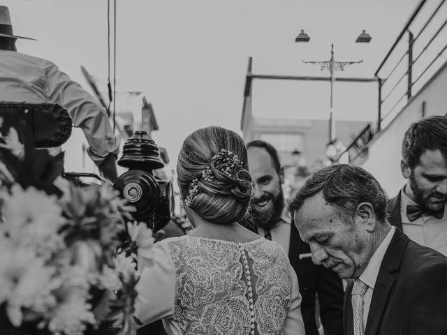 La boda de Fernando y Rocio en Los Villares, Jaén 30
