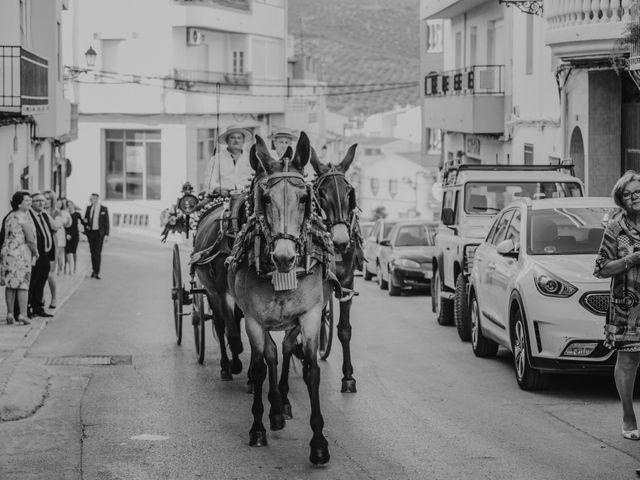 La boda de Fernando y Rocio en Los Villares, Jaén 31
