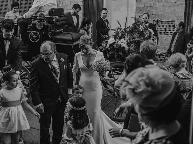 La boda de Fernando y Rocio en Los Villares, Jaén 32