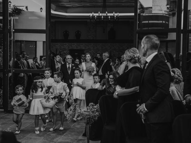 La boda de Fernando y Rocio en Los Villares, Jaén 33