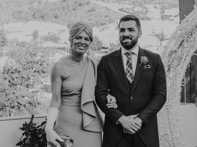 La boda de Fernando y Rocio en Los Villares, Jaén 34