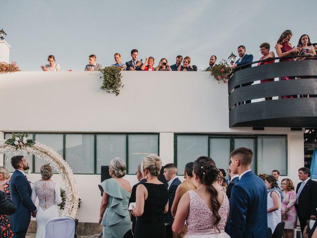 La boda de Fernando y Rocio en Los Villares, Jaén 35
