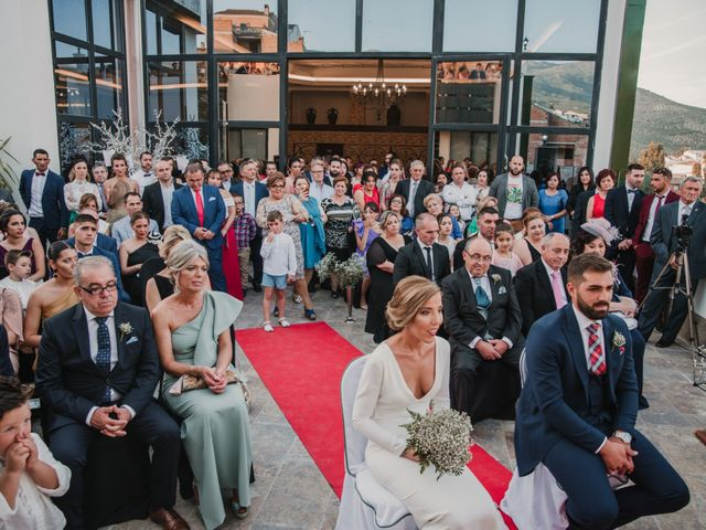 La boda de Fernando y Rocio en Los Villares, Jaén 37