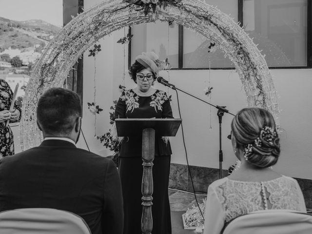 La boda de Fernando y Rocio en Los Villares, Jaén 38