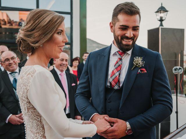 La boda de Fernando y Rocio en Los Villares, Jaén 39