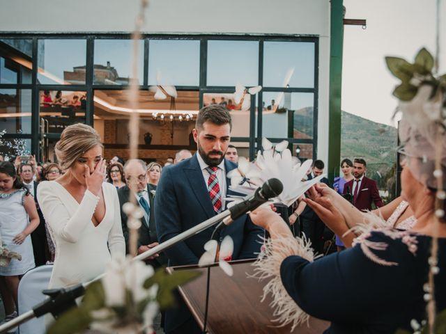 La boda de Fernando y Rocio en Los Villares, Jaén 41