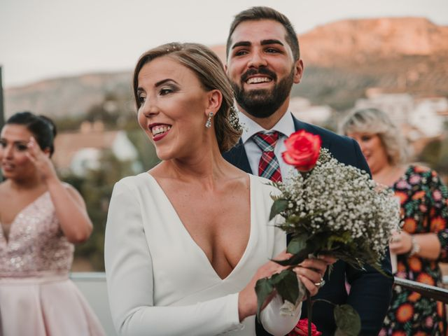 La boda de Fernando y Rocio en Los Villares, Jaén 42