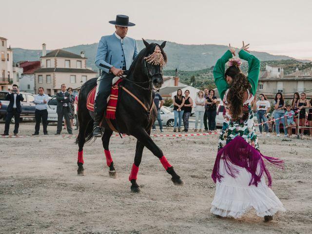 La boda de Fernando y Rocio en Los Villares, Jaén 43