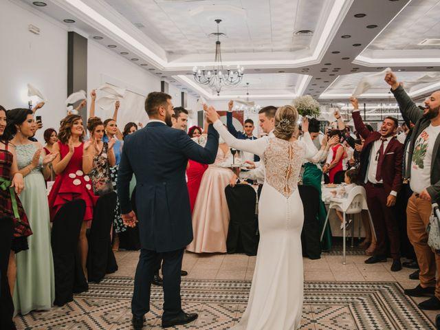 La boda de Fernando y Rocio en Los Villares, Jaén 46