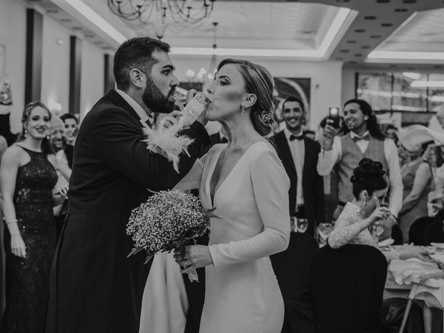 La boda de Fernando y Rocio en Los Villares, Jaén 48
