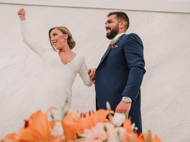 La boda de Fernando y Rocio en Los Villares, Jaén 49
